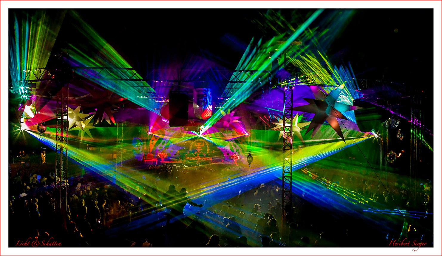 Vuuv Festival Mainfloor