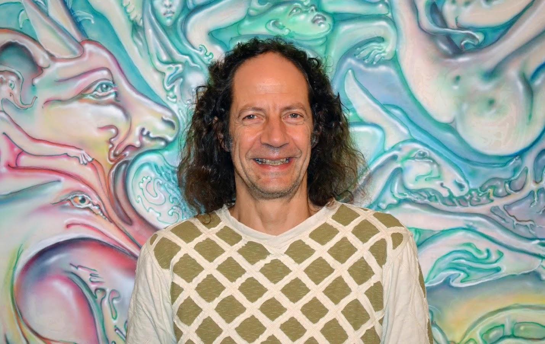 Roger Liggenstorfer - Founder of Nachtschatten Verlag