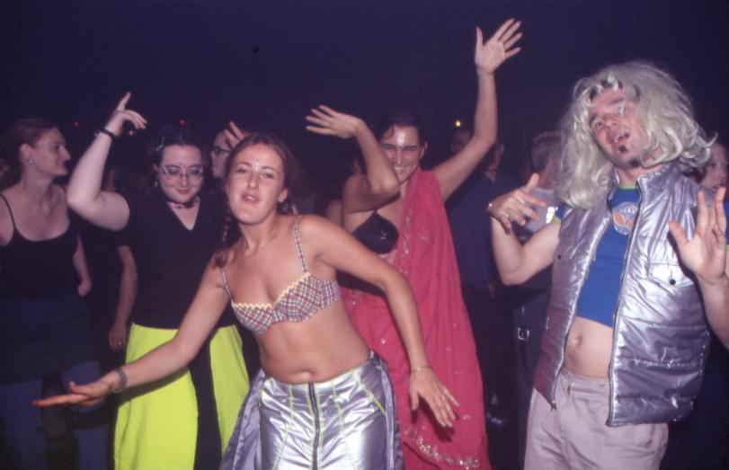 RTTS Dancers, Brixton Academy, 2000