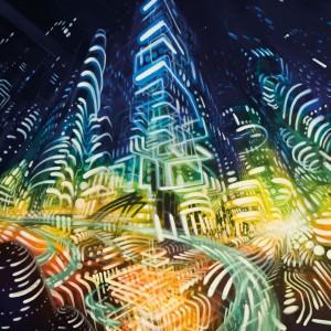 acrylic on canvas jake amazon fast forward