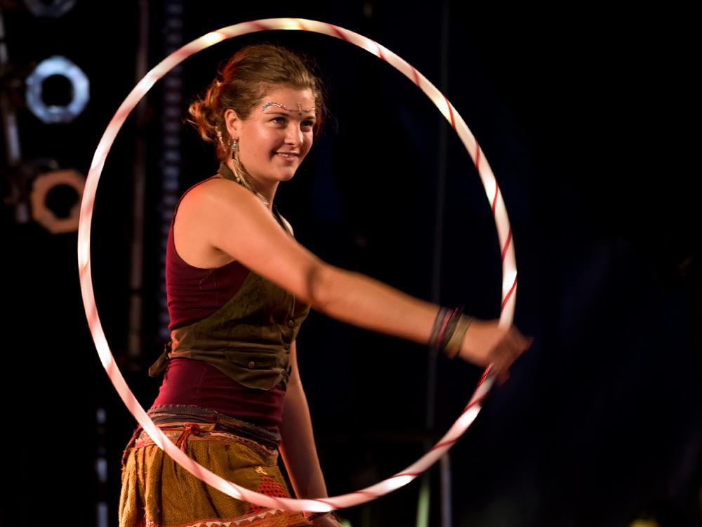 new healing festival 2016 circus