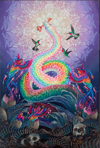 Tropical Dreams : Art from Jessica Perlstein ( classic article)