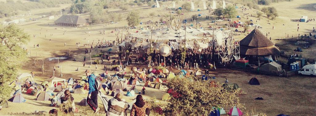 Ozora festival nackt