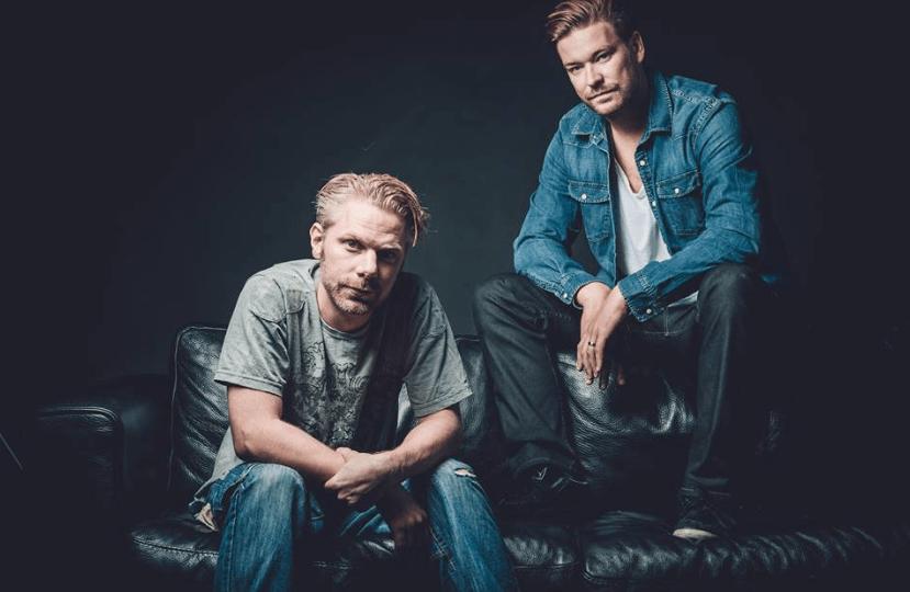 Ticon: Filip Mardberg and Fredrik Gilenholt formed the duo Ticon in 1998
