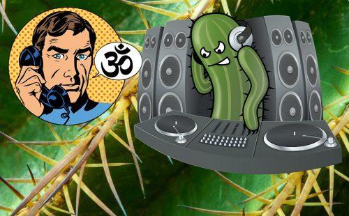 dr. goa dj cactus bad mood