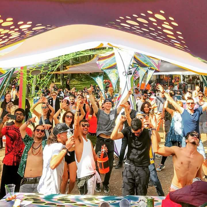PsyTrance is booming in the USA